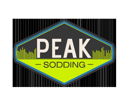 Peak Sodding Southern Wake County Logo